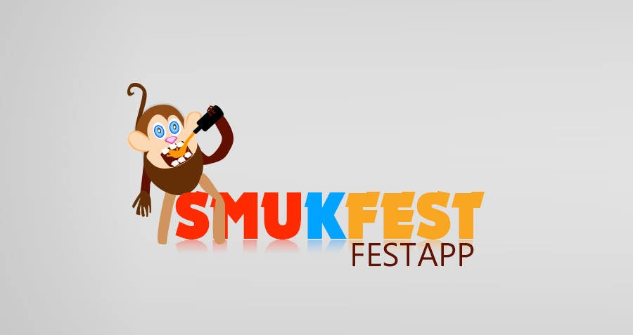 #34 for Design a Logo for party/festival app by iftawan
