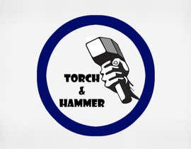 #5 untuk Design a Logo for Torch and Hammer oleh radibcawasa124