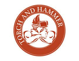 #21 untuk Design a Logo for Torch and Hammer oleh heberomay