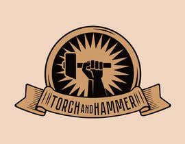 #8 untuk Design a Logo for Torch and Hammer oleh ShineBrightLike