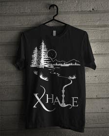 Nro 5 kilpailuun Design a T-Shirt for Xhale käyttäjältä dranerswag