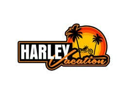 #19 untuk Design a logo for our Harley Davidson Motorcycle Vacation company oleh emilitosajol
