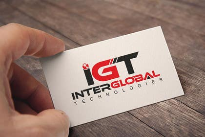 #71 untuk Design a Logo for upcoming IT Company Called InterGlobal Technologies oleh RainBoow