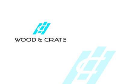 #47 untuk Design a Logo for Wood & Crate oleh vsourse009