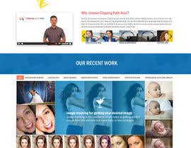 #17 for Design a Website Mockup for clippingpathasia.com by responsivecoder