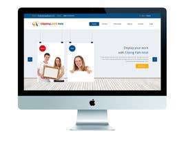 #18 for Design a Website Mockup for clippingpathasia.com by syrwebdevelopmen