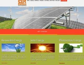 #7 for Draw a layout to a Solar Energy company site af vivekdaneapen