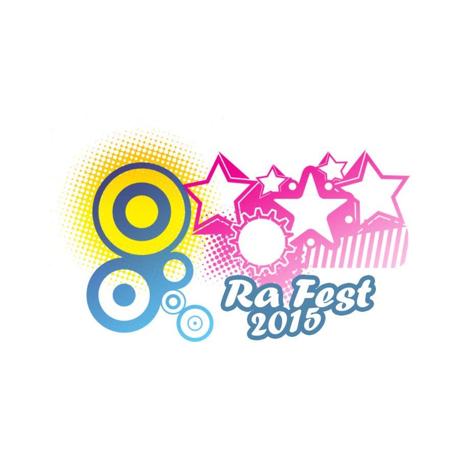 Penyertaan Peraduan #13 untuk RA Fest Logo