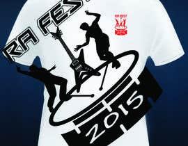 Nro 8 kilpailuun RA Fest Logo käyttäjältä prasnjitsaha