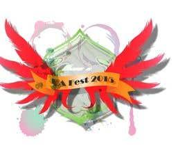 Nro 12 kilpailuun RA Fest Logo käyttäjältä markossadzak