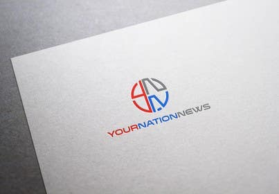 #100 untuk Design a Logo for yournationnews.com oleh ydgdesign