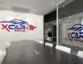 #107 for Design a Logo for x car rental by blueeyes00099