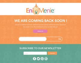 "#25 untuk Build a ""Coming Soon Website"" for my Baby Producct Brand oleh freeoutsourcer"