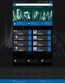 #12 cho Design a layout according to specification (HTML + CSS) bởi kreativeminds