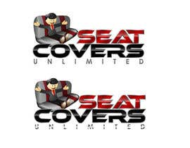 #66 for Seat Covers Company, Logo Design Contest af taganherbord