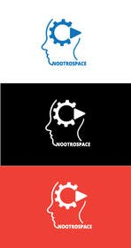 murtalawork tarafından Design a Website Logo & App Icon for NootroSpace(Minimalist Design) için no 19