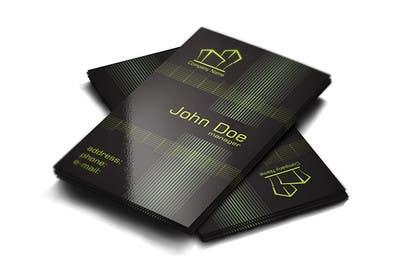 Nro 5 kilpailuun Business cards käyttäjältä basselattia