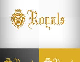 #51 for LOGO degin for 'Royls' - Beard oil! af parikhan4i