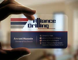 #145 for Design some Business Cards for Drilling Riggs oil & gas by imtiazmahmud80