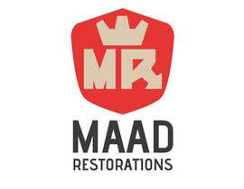 #36 for Design a Logo for Maad Restorations af PopescuBogdan