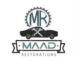 #2 for Design a Logo for Maad Restorations af shwetharamnath