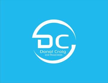 Nro 10 kilpailuun Design a Logo for Donal Craig and Associates käyttäjältä malg321