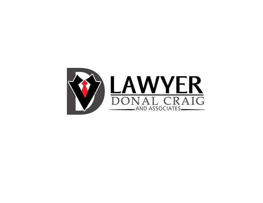 Penyertaan Peraduan #7 untuk Design a Logo for Donal Craig and Associates