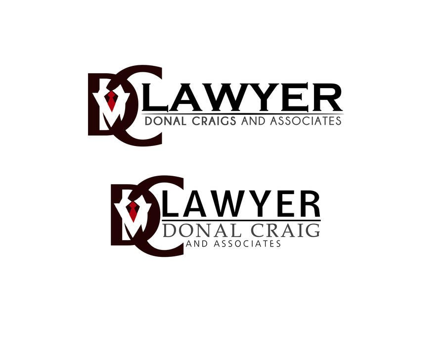 Penyertaan Peraduan #13 untuk Design a Logo for Donal Craig and Associates