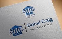 Graphic Design Entri Peraduan #27 for Design a Logo for Donal Craig and Associates