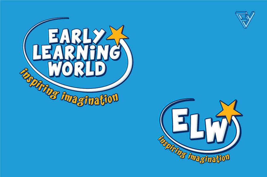 #14 for Design a Logo for Early Learning World by Ferrignoadv