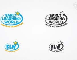 #19 para Design a Logo for Early Learning World por Ferrignoadv