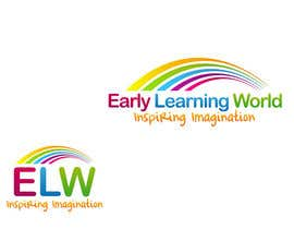 #26 para Design a Logo for Early Learning World por Designer0713