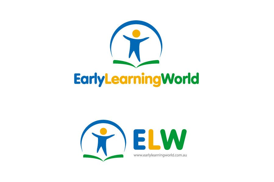 #52 for Design a Logo for Early Learning World by BrandCreativ3