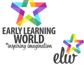 #56 para Design a Logo for Early Learning World por Berbatov