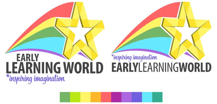 #57 for Design a Logo for Early Learning World by Berbatov