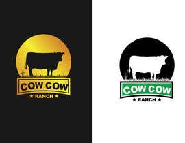 #59 for Design a Logo for Cow Cow Ranch by rajibdebnath900
