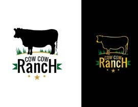 #81 for Design a Logo for Cow Cow Ranch by maximchernysh