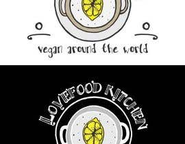#56 for Design a Logo for a Vegan Travel Food Portal af SophieCarrot