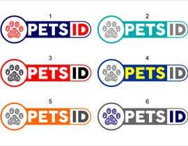 #86 untuk Pets ID Logo Design oleh NikWB
