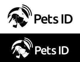 #62 untuk Pets ID Logo Design oleh vladspataroiu