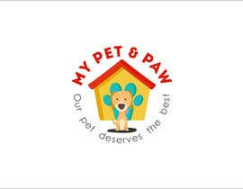 #63 for Design a Logo for My Pet & Paw -- 3 by NikWB