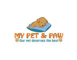 #85 for Design a Logo for My Pet & Paw -- 3 by andreealorena89