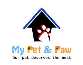 #94 for Design a Logo for My Pet & Paw -- 3 by byori161