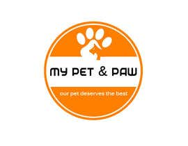 #96 for Design a Logo for My Pet & Paw -- 3 by nat385