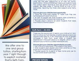 #5 for Design a Brochure for Tuition Centre & Private Tuition af nerielm25