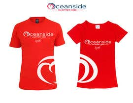 #39 untuk Design a T-Shirt for Oceanside Valentine Week oleh Vifranco89