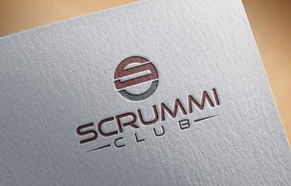 Nro 123 kilpailuun Design a Logo for new website called scrummi club käyttäjältä Press1982