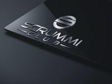 Nro 177 kilpailuun Design a Logo for new website called scrummi club käyttäjältä Press1982