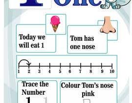#9 for Illustrate Something for Kids Work Sheets af qshahnawaz