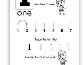 #16 for Illustrate Something for Kids Work Sheets af qshahnawaz